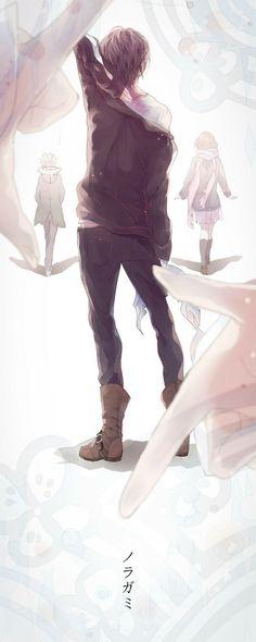 Resultado de imagen para Noragami