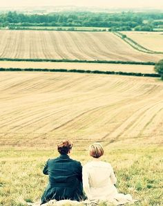 Parades end is WONDERFUL----when he starts crying on the horse.. Kill me now.