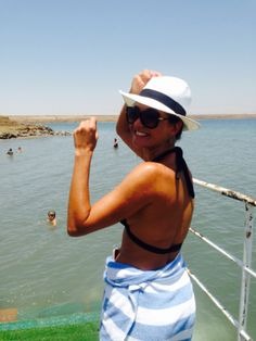 Private day tour in the Dead Sea with Israel Unlimited