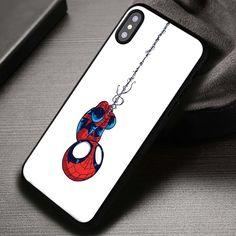 Baby Spider Spiderman - iPhone X 8  7 6s SE Cases & Covers #movie #superheroes #spiderman #phonecase #phonecover #iphonecover #iphonecase #iPhone4case #iPhone4S #iPhone5case #iPhone5C #iPhone5S #iPhoneSE #iPhone6case #iPhone6Plus #iPhone6s #iPhone6sPlus #iPhone7case #iPhone7Plus #iphoneXcase #iphoneX #iphone8case #iphone8plus