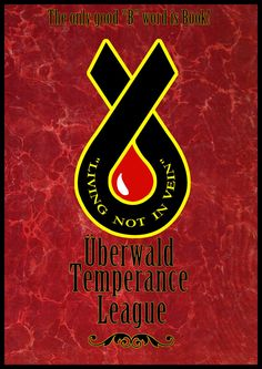 Temperance Card by funkydpression on deviantART Discworld Terry Pratchett
