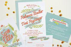 A Printable Press + Win 100 Invitations!