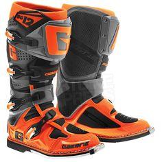 2016 Gaerne SG12 Boots - Orange Black