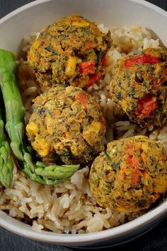 """Copycat Veggie Balls 