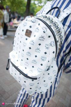 FASHION JAPAN: Ayumi (Harajuku,Tokyo,Cut Do,W Closet,MCM,Balenciaga,Nike,Air Jordan)