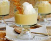 Chilean Recipes, Chilean Food, Nevada, Cooking Cake, Creme Brulee, Sprinkles, Panna Cotta, Cinnamon, Pudding