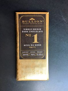 Bullion 70% Acul du Nord has cedar like woodsiness and subtle elements of dried fruits. Label says fig. Label is not wrong. #chocolate