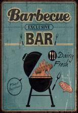 Produtos - Ceusa Revestimentos Cerâmicos - Linha Decorative - Cartaz Barbecue