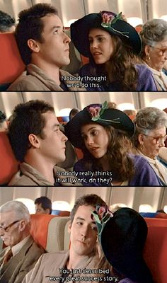 everything will be okay after the ding. (Say Anything)