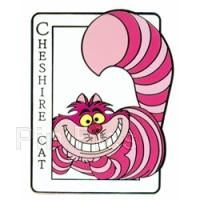 Perfect Pin 28824 Disney Auctions (P.I.N.S.)   Cheshire Cat Card