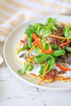 Japanese Okonomiyaki Pancake - Be Good Organics