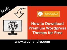 How to Download Premium Wordpress Themes for Free [Hindi / Urdu] - https://www.wordpress-theme.org/how-to-download-premium-wordpress-themes-for-free-hindi-urdu/
