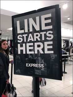 Line-Starts-Here Queue Management Stands-Tall