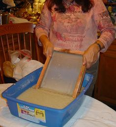 How to Make Paper from Recycled Materials