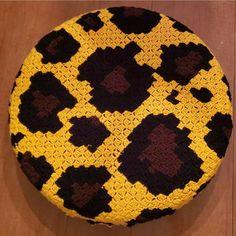 """""""Giraffe 🦒 or Leopard 🐆?? Custom Crochet Tire Cover 💕"""""""