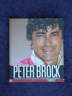 Icons of Australia Sport: Peter Brock HC/DJ scrapbooks memorabilia racing career Scrapbooks, Dj, Career, Mountain, Racing, Australia, Icons, Memories, Baseball Cards