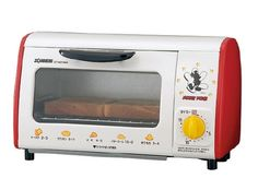 Mickey Mouse toaster oven