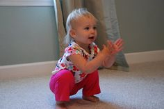 Yoga for Your Child Frog Pose