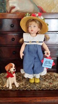 Helen-Kish-Botanic-Garden-Riley-All-Vinyl-Doll. SOLD for $60.60 on 8/30/15.