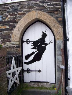 Witches Museum, Cornwall, England