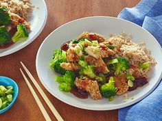 General Tso's Chicken Recipe : Food Network Kitchen : Food Network - FoodNetwork.com
