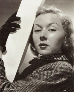 THE SULTRY GLORIA GRAHAME LOOK