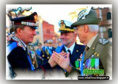 Vice presidente della camera: I generali in ausiliaria?