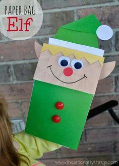 Paperbag elf