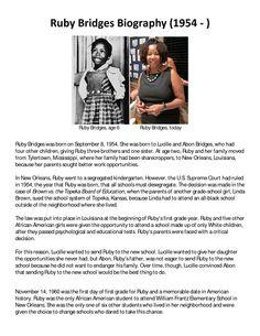 Ruby Bridges biography.docx