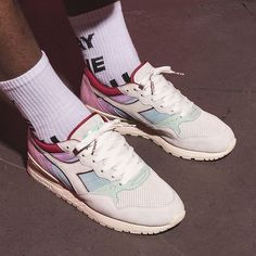 """33.2k Likes, 246 Comments - Sneaker News (@sneakernews) on Instagram: """"Titolo and Diadora bring together one of the sweetest collaborations this Summer. For more details…"""""""