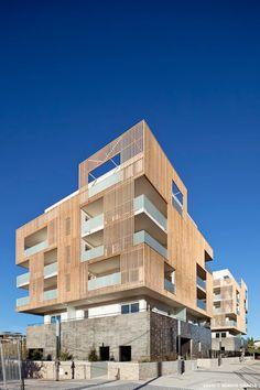 Flint Architectes, Sergio Grazia · Greensquare