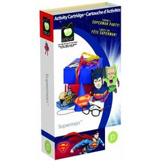 Cricut Cartridge, Superman * Read more info by clicking the link on the image. Superman Birthday Party, 4th Birthday, Superhero Party, Crafts To Make, Diy Crafts, Adoption Party, Adoption Shower, Create Your Own Adventure, Superhero Stories