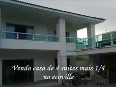 Vendo casa 4 suites no ecoville 71-91456005