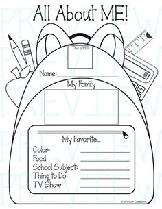 Blank Lesson Plan Template from Imagination Station on