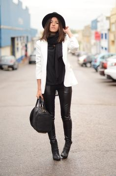 black & white for a long day - Lovely Pepa by Alexandra