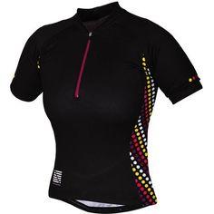 Wiggle | Altura Women's Short Sleeve Spot Jersey | Short Sleeve Cycling Jerseys £35.99