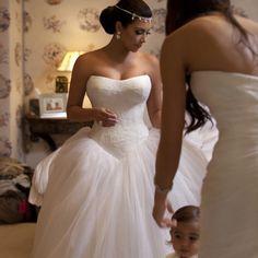 Kim Kardashian & Kris Humphries Wedding Photos... too bad this didn't last. so pretty.