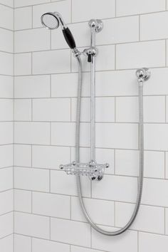 The English Tapware Company Dream Bathrooms, Beautiful Bathrooms, Black White Bathrooms, Shower Fittings, Bathroom Gallery, Black Floor, Bathroom Trends, Basin, Hardware