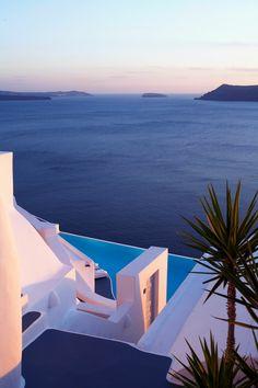 SANTORINI • Summer #escape #holidays #greece #santorini #thesuites #residences #nohotels
