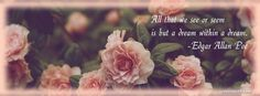 facebook cover flowers - Cerca con Google