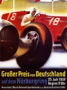 NÜRBURGRING 1937