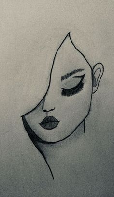 Doodle art 604186106249285237 - art simple – – Source by Easy Pencil Drawings, Girl Drawing Sketches, Dark Art Drawings, Girly Drawings, Art Drawings Sketches Simple, Cartoon Drawings, Cool Drawings, Drawing Ideas, Beautiful Easy Drawings