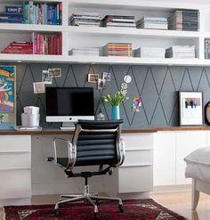 decoracion de estudios de trabajo pequeños - Buscar con Google