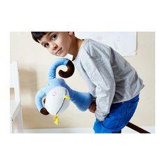 LÖJLIG Hobby koník IKEA Hra s koníkom je zábavná a rozvíja detskú predstavivosť a pohybové schopnosti.