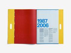 Premios Nacionales de Diseño 1987-2006 by Bildi Grafiks , via Behance