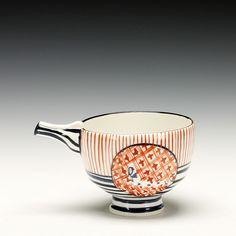 Schaller Gallery   Maker   Aaron Scythe Nagasaki, Lisa, Pottery, Clay, Ceramics, Gallery, Artist, Red, Inspiration