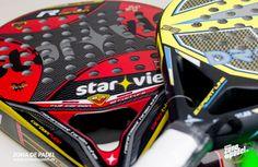 Pala de Padel Star Vie R.8.1 #starvie #padel