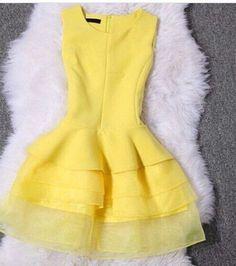 Como hacer vestidos bonitos para dama