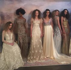 Claire Pettibone Couture Designer Dresses and Romantique Boho Dresses Wedding Dress Styles, Wedding Attire, Shakespeare Wedding, Boho Dress, Dress Up, Claire Pettibone, Luxury Lingerie, Bridal Boutique, Celebrity Weddings
