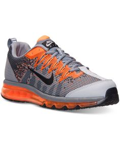 Nike Men's Air Max 09 Jacquard Running Sneakers from Finish Line